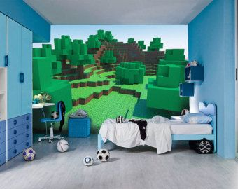 minecraft bedroom wallpaper amazing hd minecraft wallpapers zone 12399