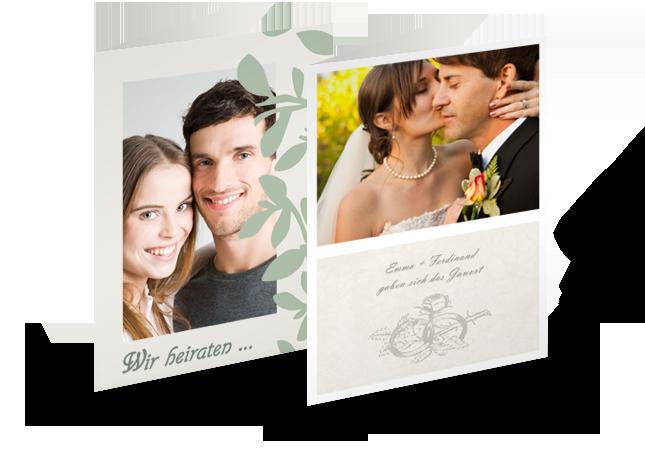 Hochzeitseinladung Von Cewe Fotobuch #einladung #hochzeit  #hochzeitseinladung