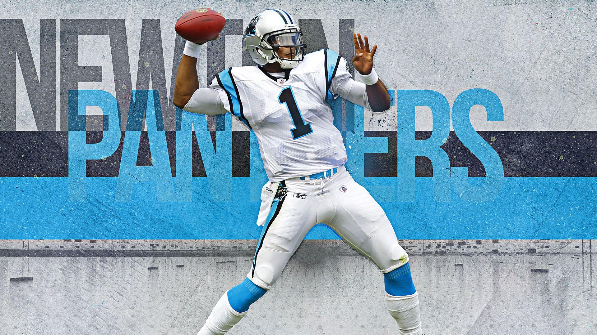 carolina panthers cam newton wallpaper Newton Panthers
