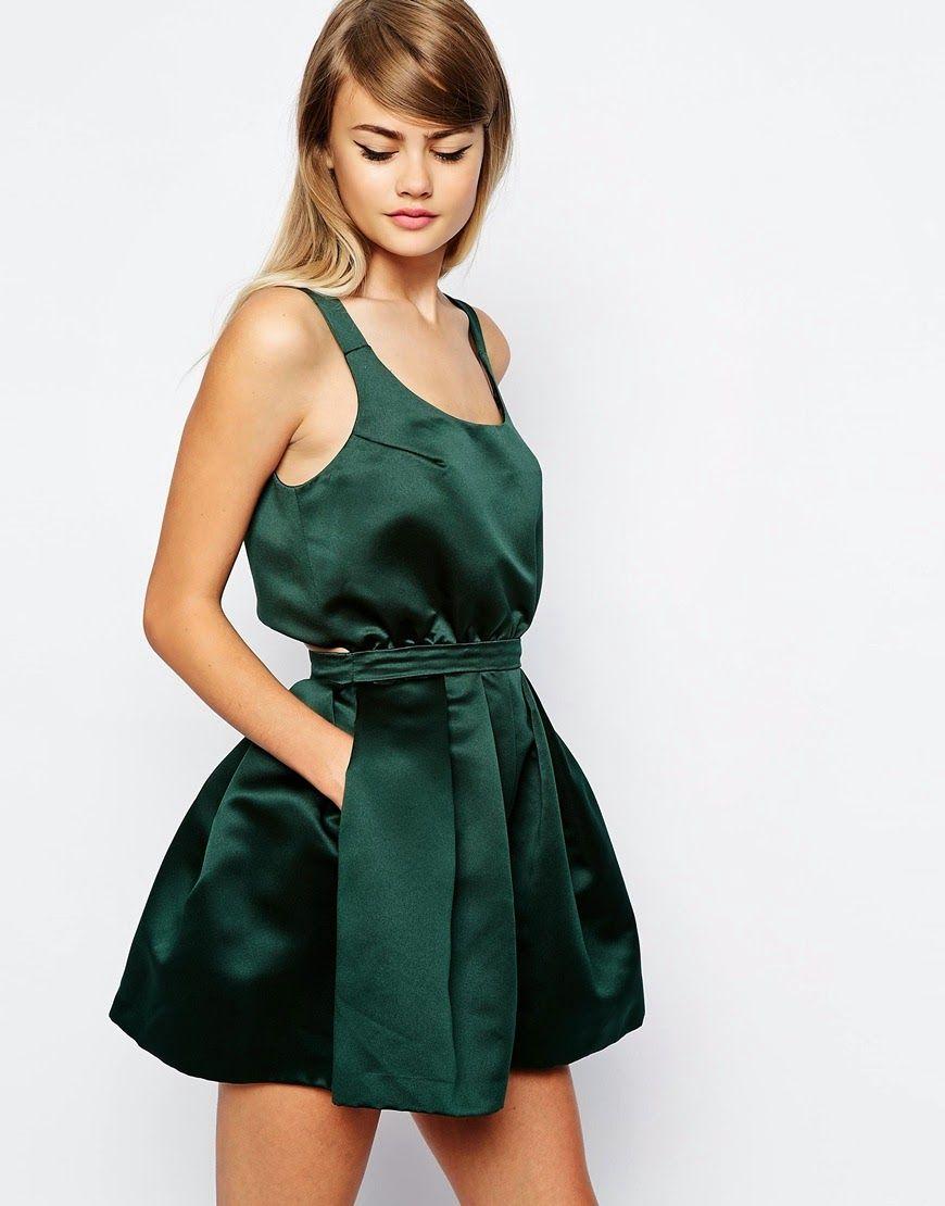 Bonitos vestidos cortos de moda   Vestidos y Tendencias