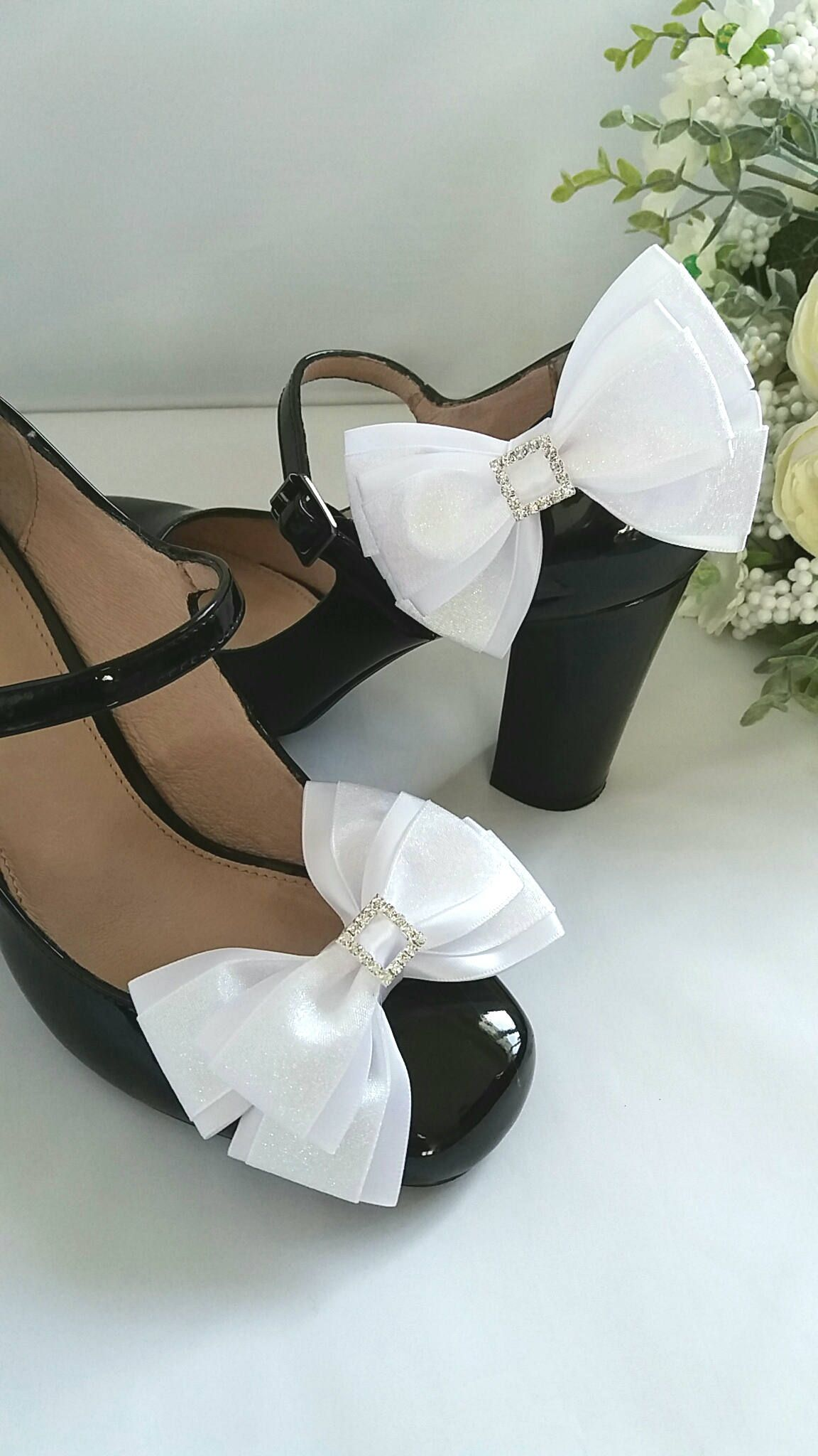 44++ Wedding shoes with big bow info