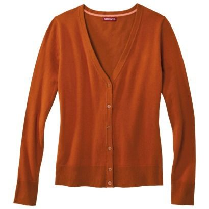Merona® Women's Ultimate V-Neck Cardigan Sweater - Solids | wear ...