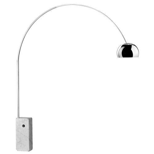 Arco, Brand: Flos  Designer: Achille Castiglioni & Pier Giacomo Castiglioni