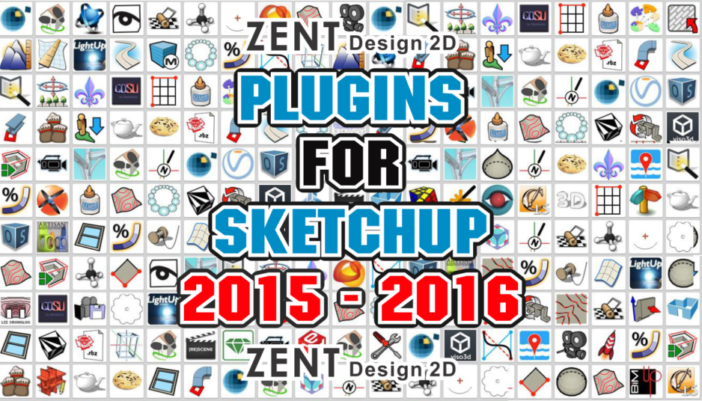 Plugins For Sketchup 2015 2016