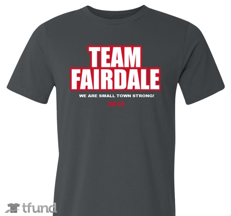 Check out HELP FAIRDALE RECOVER T-SHIRT CAMPAIGN ...