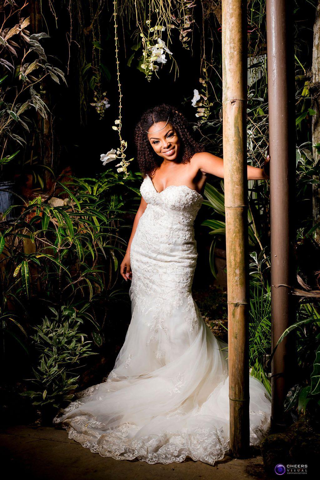 Jadelle Jayron S Garden Wedding In Trinidad Tobago Destination Wedding Accessories Destination Wedding Wedding Event Planning