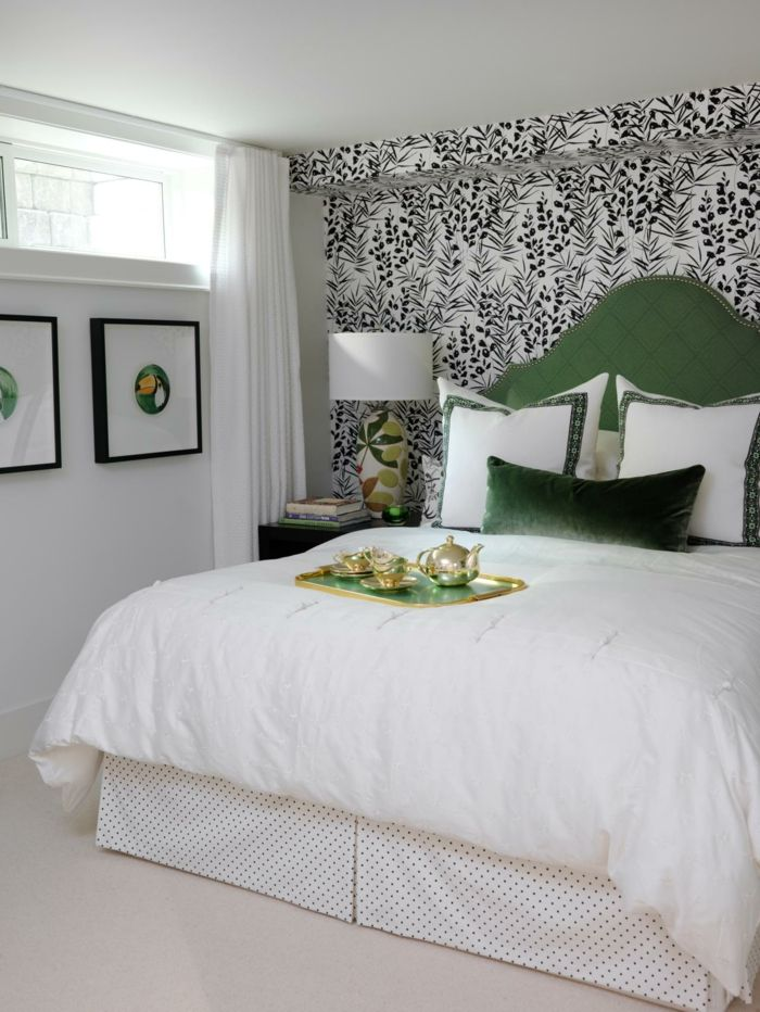 Photo of Schlafzimmer Tapeten Ideen – Wie Wandtapeten den Schlafzimmer-Look beeinflussen – Dekoration Diy
