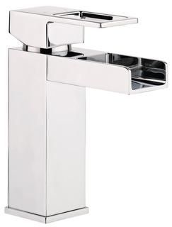 mitigeur lavabo cascade salambo