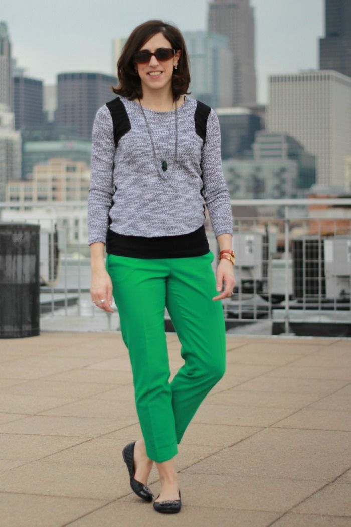 Loop Looks | Chicago Style Goes to Work