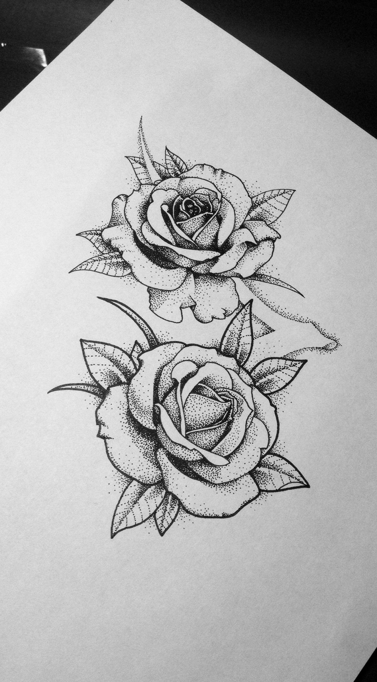 rose tattoo design tatuagens pinterest