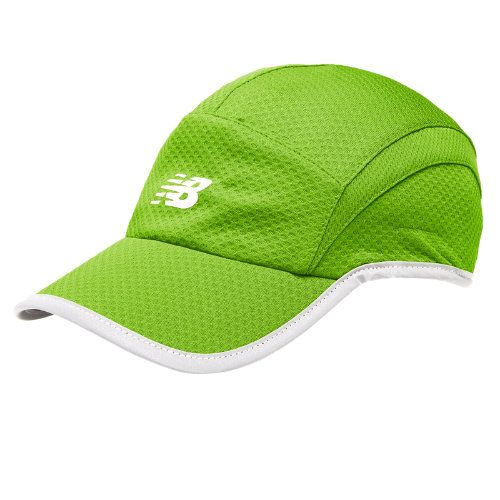 New Balance Men s   Women s 5 Panel Performance Hat - Green (500142EGL) d609984e3e1