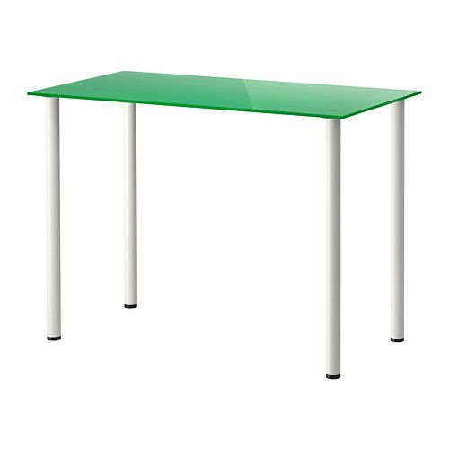 Us Furniture And Home Furnishings Glass Top Table Ikea I Table
