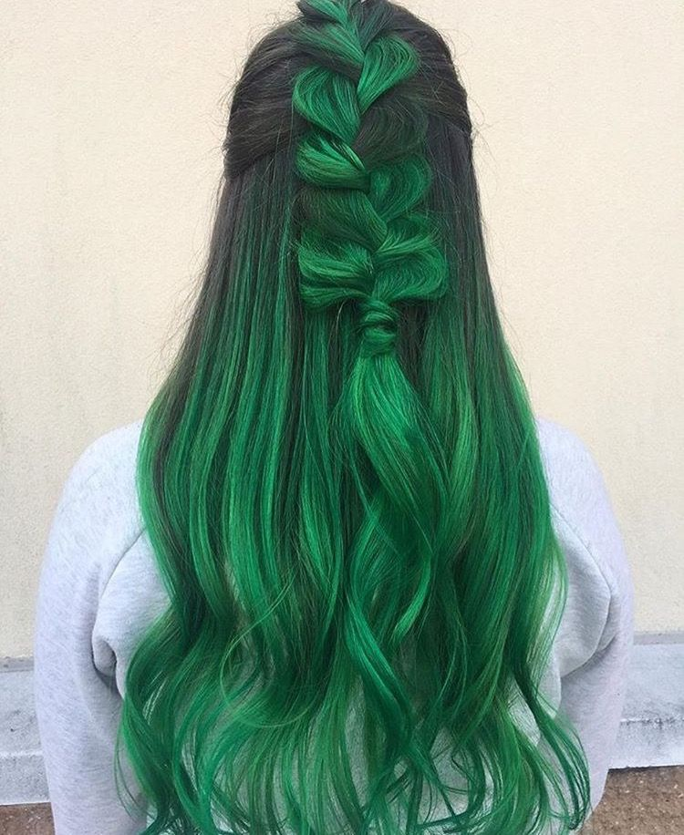 pin diamondroseev green