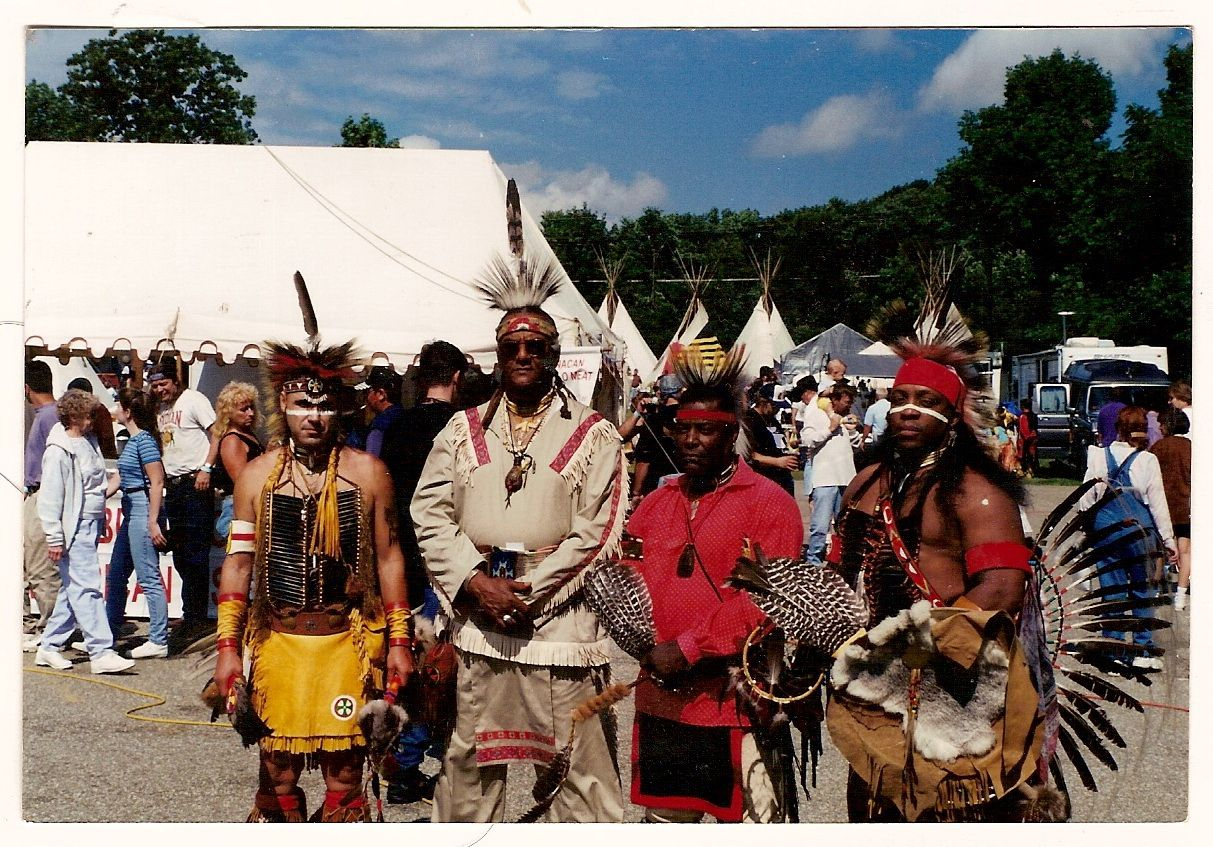 Native American Indians Today