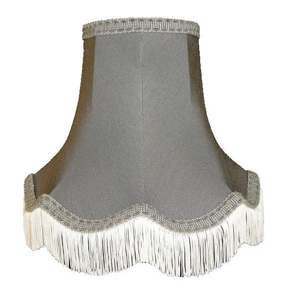 Pewter Fabric Lampshades Ideal For Bedside Lampshades Wall Lights Table Lampshades Standard Lampshades Or Ceiling Lights Fabric Lampshade Lampshades Pewter Grey
