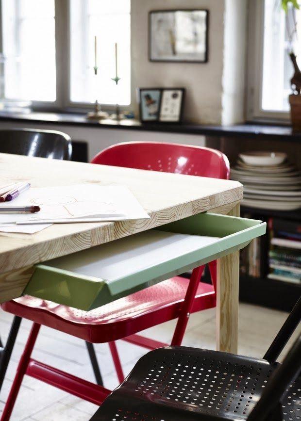 Awesome Mesas De Comedor Ikea 2014 Photos - Casas: Ideas, imágenes y ...
