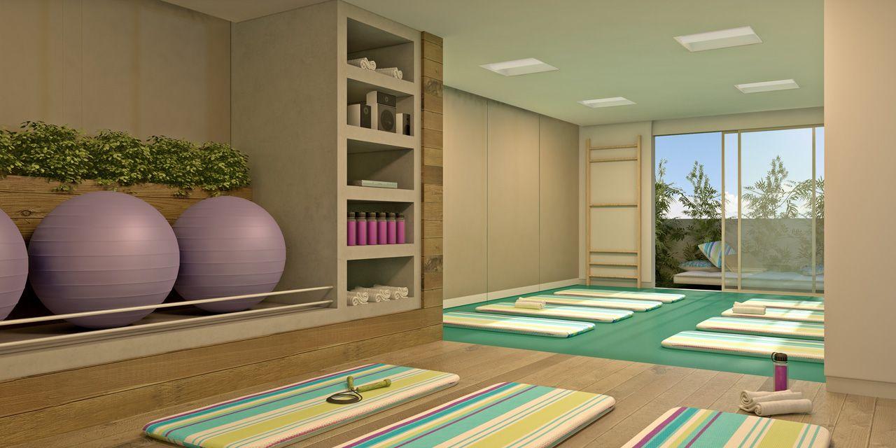 Recep O De Pilates Google Search Golf Fitness Pinterest  -> Tapete Para Sala De Pilates