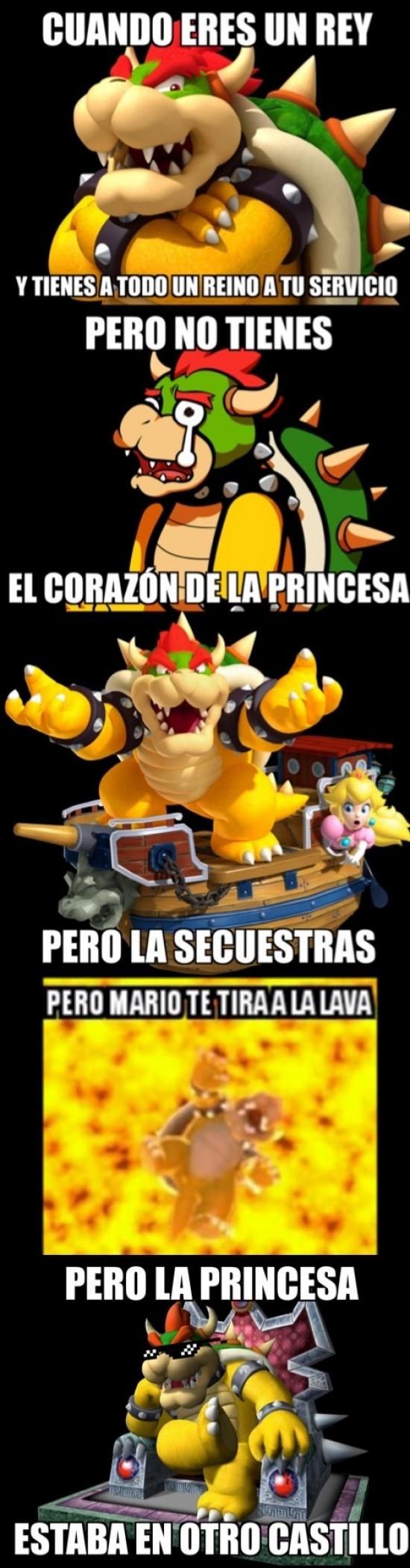 Memes Divertidos Chilenos El Dilema De Bowser I Http Www Diverint Com Memes Divertidos Chilenos Dilema Bowser Memes Divertidos Memes Memes Graciosos