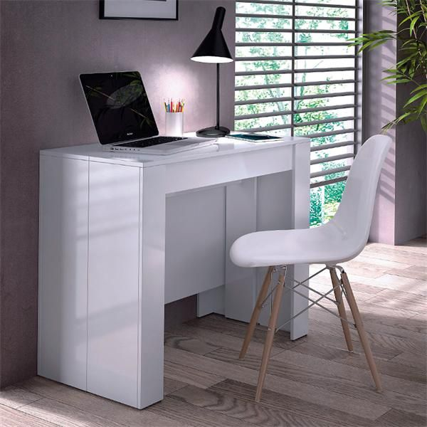 tifon-consola-mesa-extensible-barata-consola-4 | comedor | Pinterest