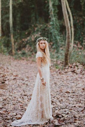 colección de vestidos vintage terra | pinterest | vestidos de novia