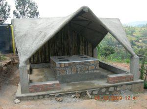 Ideas For Outdoor Kitchen Using Double Gable Hypar Roof George Nez Roof Laxtex Concrete Roof Outdoor Kitchen Outdoor Concrete Roof