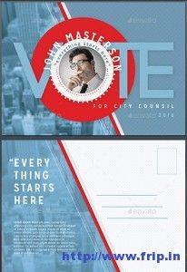 Vote-Political-Flyer-Mailer-Template   Political Poster/Flyer ...