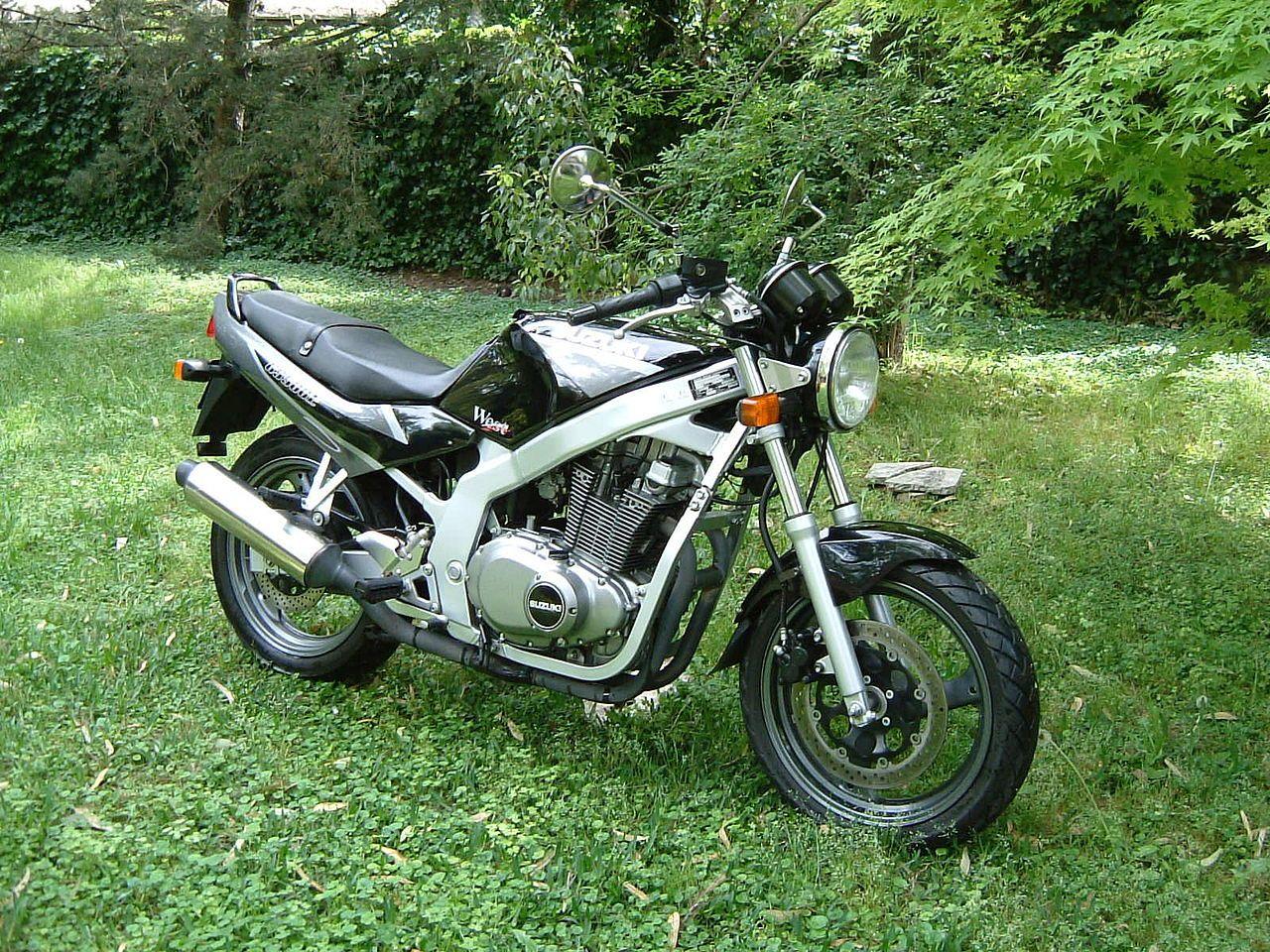 Suzuki 500 Gse