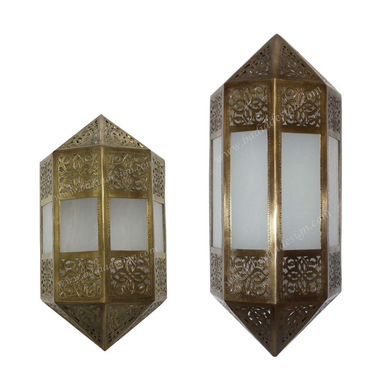Brass Wall Sconce With White Glass Wl191 Brass Wall Sconce Crystal Wall Sconces Wall Sconces