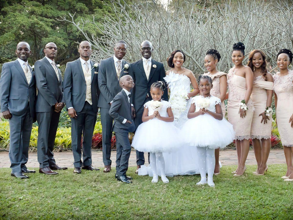 Vusi thembekwayo wedding