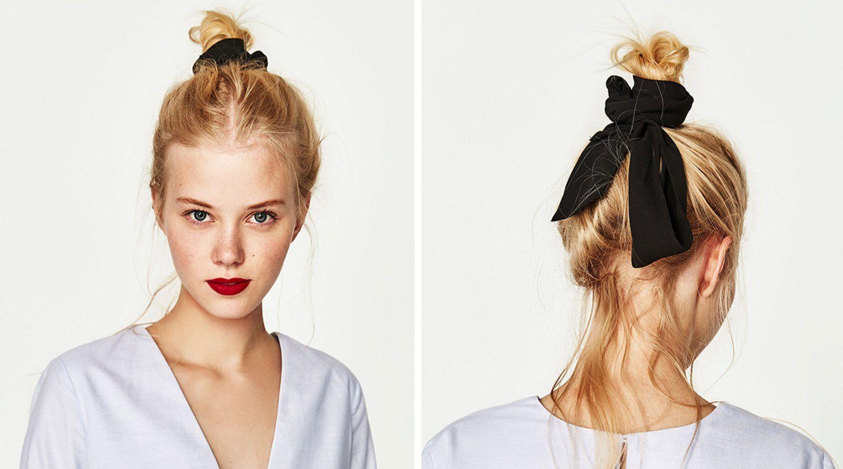 Abgeschaut Die 5 Schonsten Sommer Frisuren Der Zara Models Haar Styling Haarschonheit Haar Und Beauty