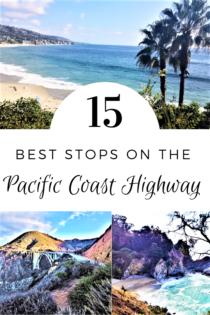 15 best stops on the Pacific Coast Highway