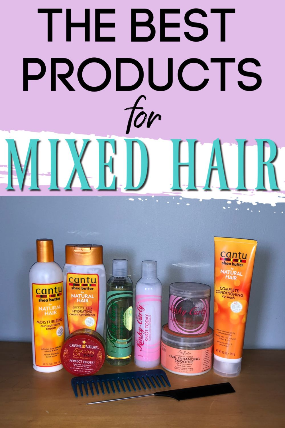 The Best Products For Biracial Curly Hair In 2020 With Images