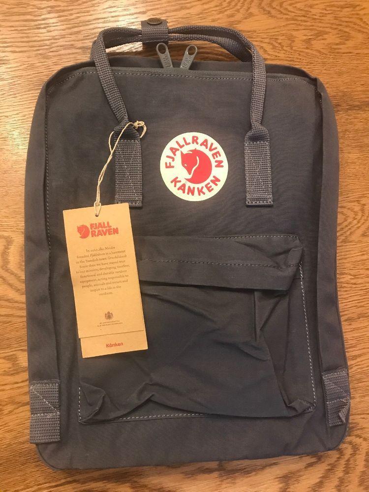 foto ufficiali 6a8f6 0e313 Fjallraven Kanken Mini Backpack 23510- Graphite #fashion ...