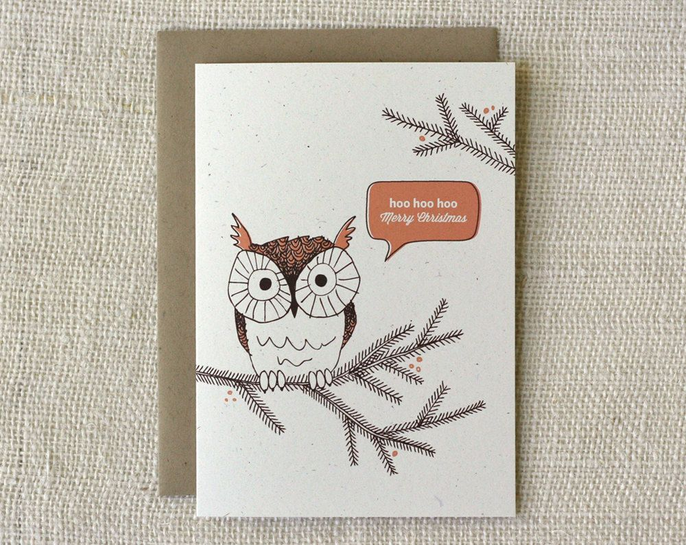 Favorite Holiday Cards (Part III | Letterpress items | Pinterest ...