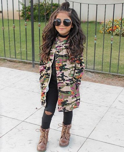 Cute baby girl clothes outfits ideas 26