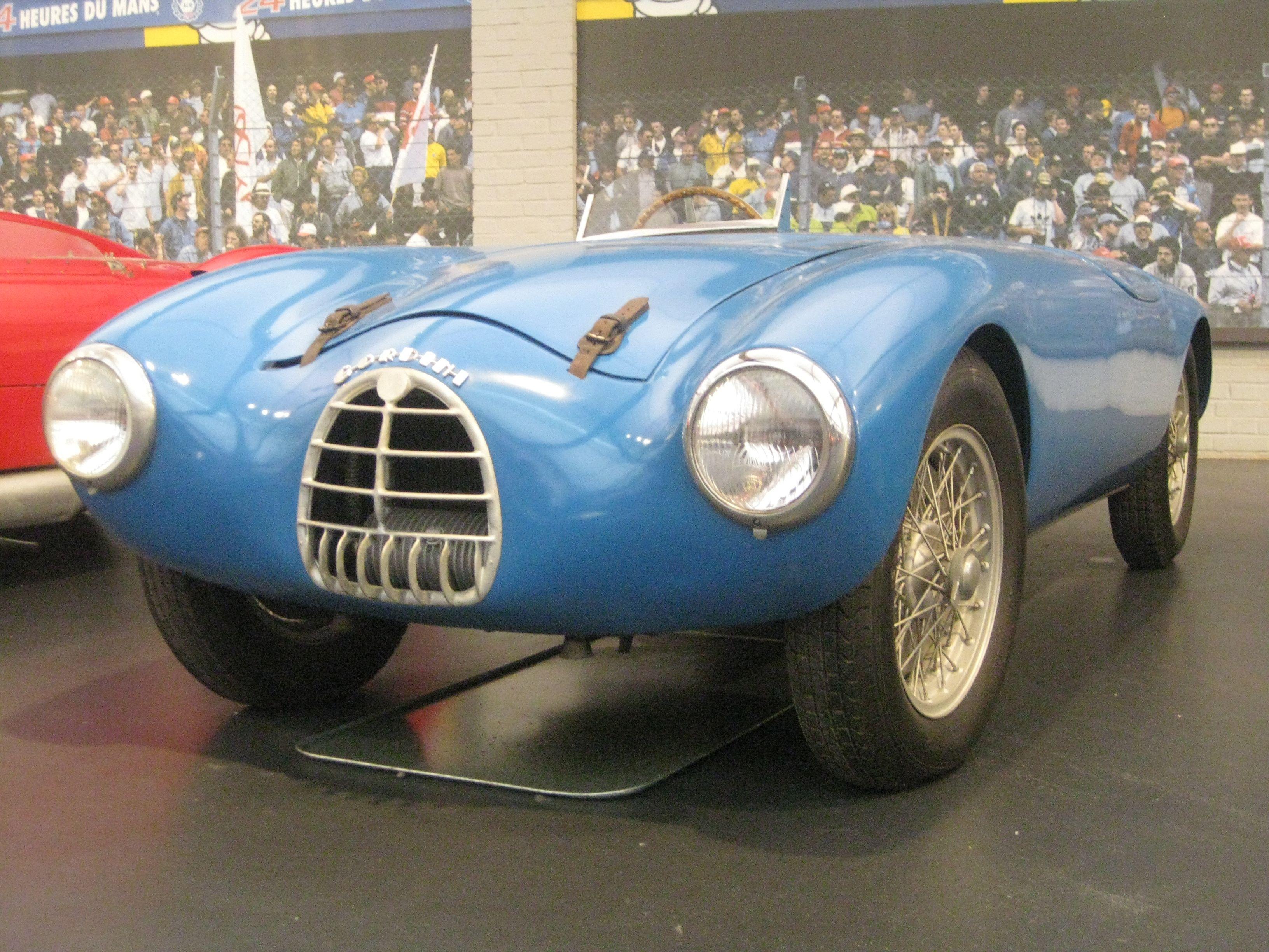 Gordini race car frenchrace cars