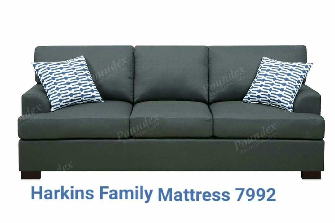 Harkinsfamilymattress Livingroom Couch Sectional Loveseat Sofa Mancave Garage Den Loft Masterbedroom Dorm Black Fabric Sofa Black Sofa Fabric Sofa