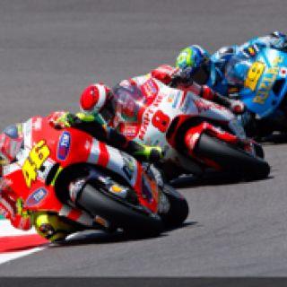 Valentino Rossi.....