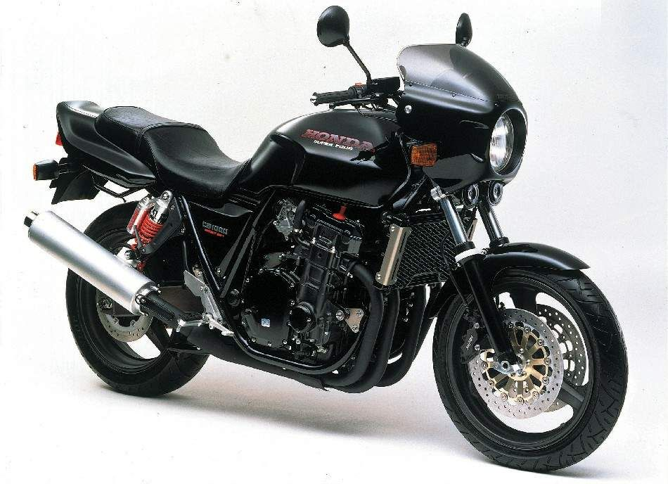 honda cb 1000 big one fotos de motos pinterest honda. Black Bedroom Furniture Sets. Home Design Ideas