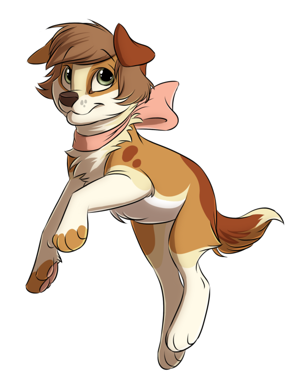 bowtie-s Chibi Commission by Kamirah on deviantART | Anime wolves 2 ...