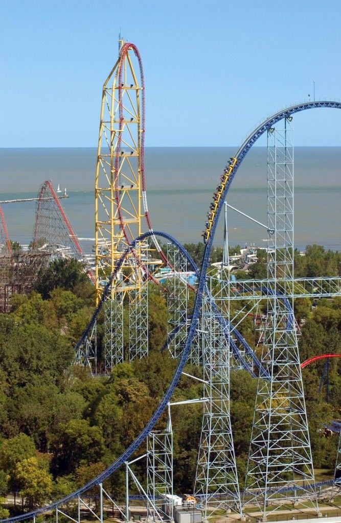 Cedar Point Ohio Best Amusement Parks Cedar Point Cedar Point Amusement Park