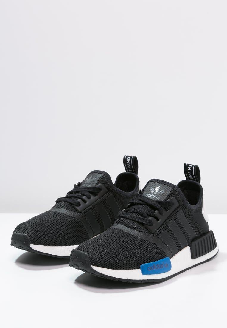 premium selection 6d862 c48df adidas Originals NMD RUNNER - Trainers - core black/white ...