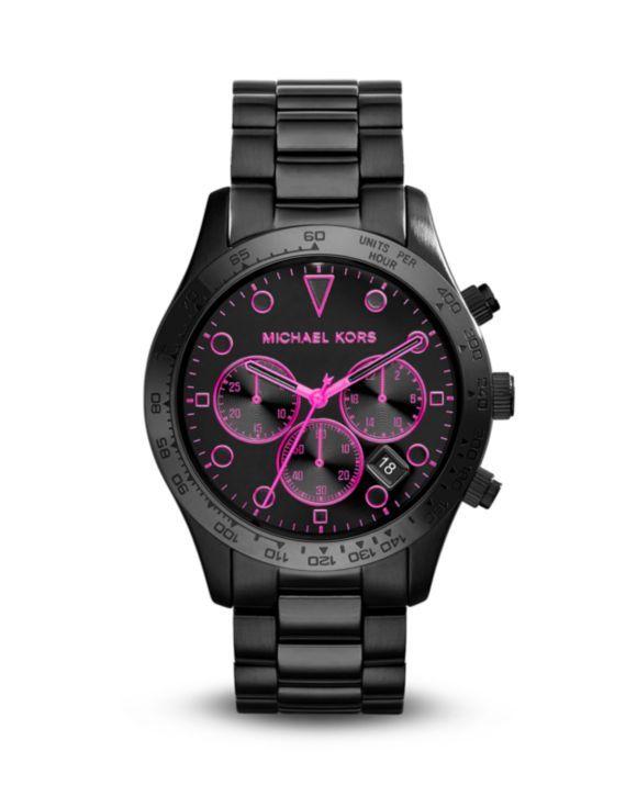 Michael Kors Layton Watch, 43.5mm   Bloomingdales's