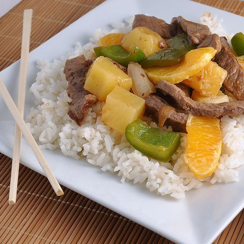 Sweet and Sour Steak ~ The Way to His Heart