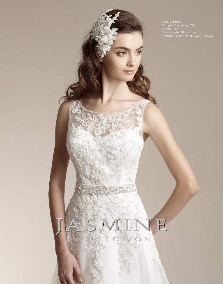 View Dress - COLLECTION BRIDAL SPRING 2013 - F151012 | Jasmine ...