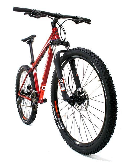 Polygon Xtrada 4 Hardtail Mountain Bike Red Mtb Hardtail