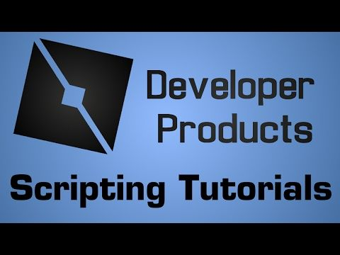 4 Roblox Developer Product Tutorial Marketplace Service Youtube Roblox Development Tutorial