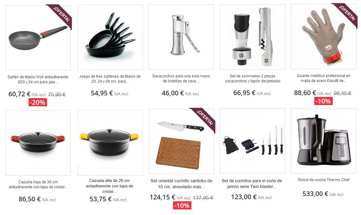 Productos De Cocina | Productos Cocina Menaje Y Hogar Mimar Home1 Png 1160 692