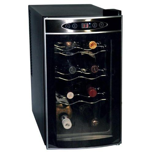 Liteaid La 031 8 Bottles Countertop Wine Cellar By Liteaid