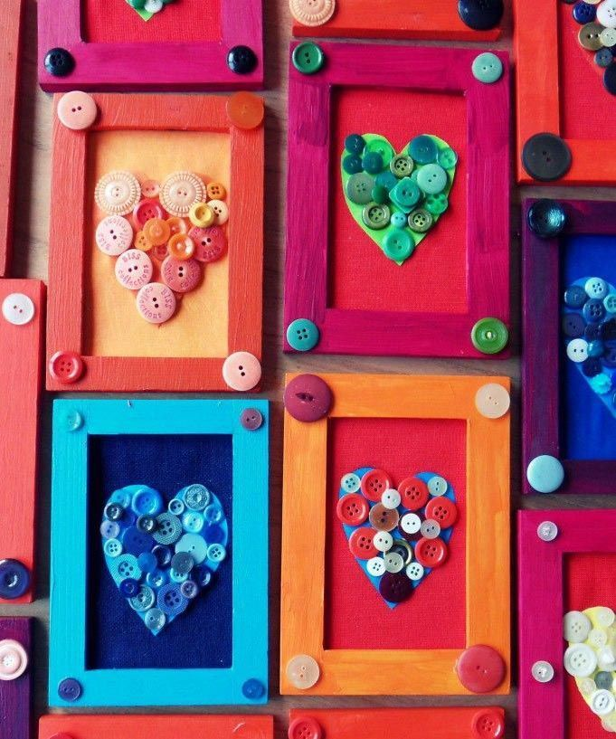 5 Suggestions De Bricolages Pour La Saint Valentin Valentine
